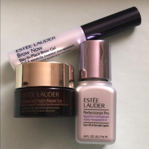 Estee Lauder Other - Estee lauder set night repair eye brow gel serum